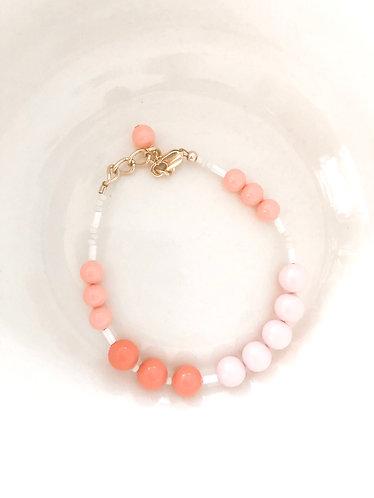 BOHEMIAN PINKS Bracelet