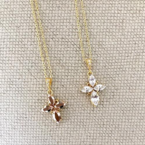 FAITH: Holy Cross Necklace