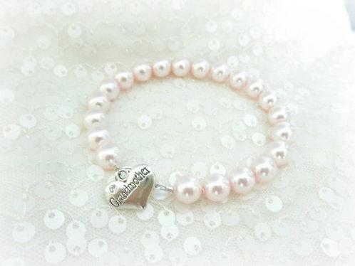 Grandmother or Nana Gift Bracelet