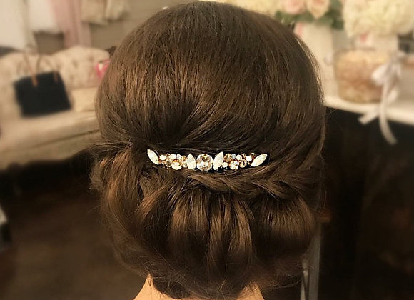 HANNAH: Swarovski Bridal Comb