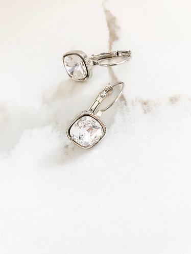 CRYSTAL STAPLE Earrings