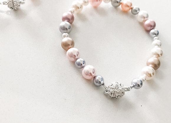 PASTELS: Dreamy Pastel Collection Pearl Bracelet