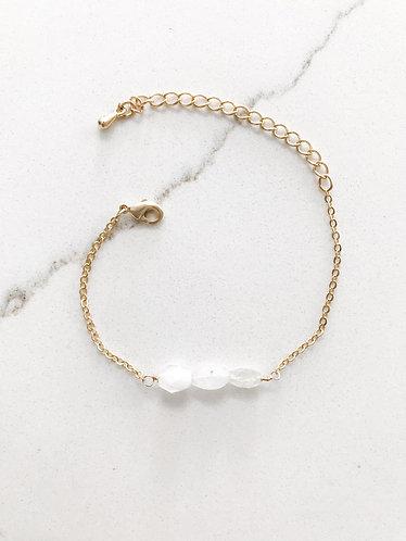 MOONSTONE TRIO Bracelet