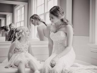 Real Bride: Whitney's Dream Rose Gold Wedding