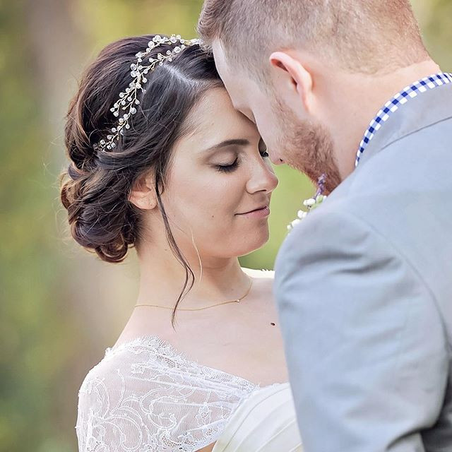 2016 RECEPTIONS GIVEAWAY WINNER: Kristen finally tied the knot and her photo's are beautiful!