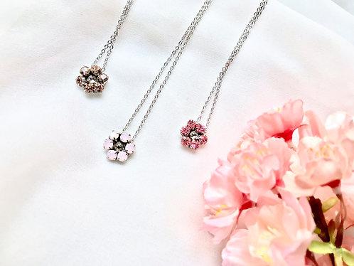 DAISY: Flower Necklace for Little Girls