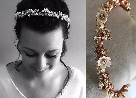 FLOURISH: Botanical Bridal Headband