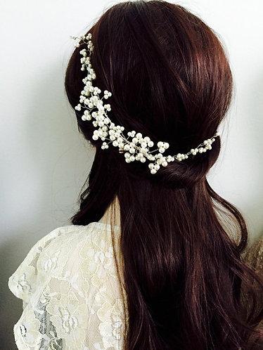 FLYNN: Cluster Pearl Hair Vine