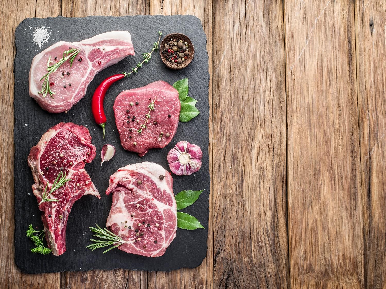 Мясо говядины оптом