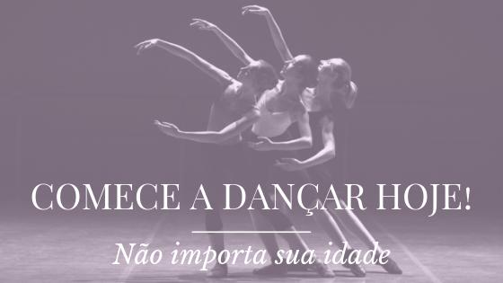 Comece a dançar hoje!