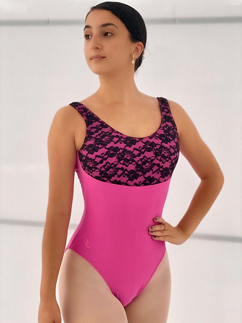 Collant Efface - Rosa Pink