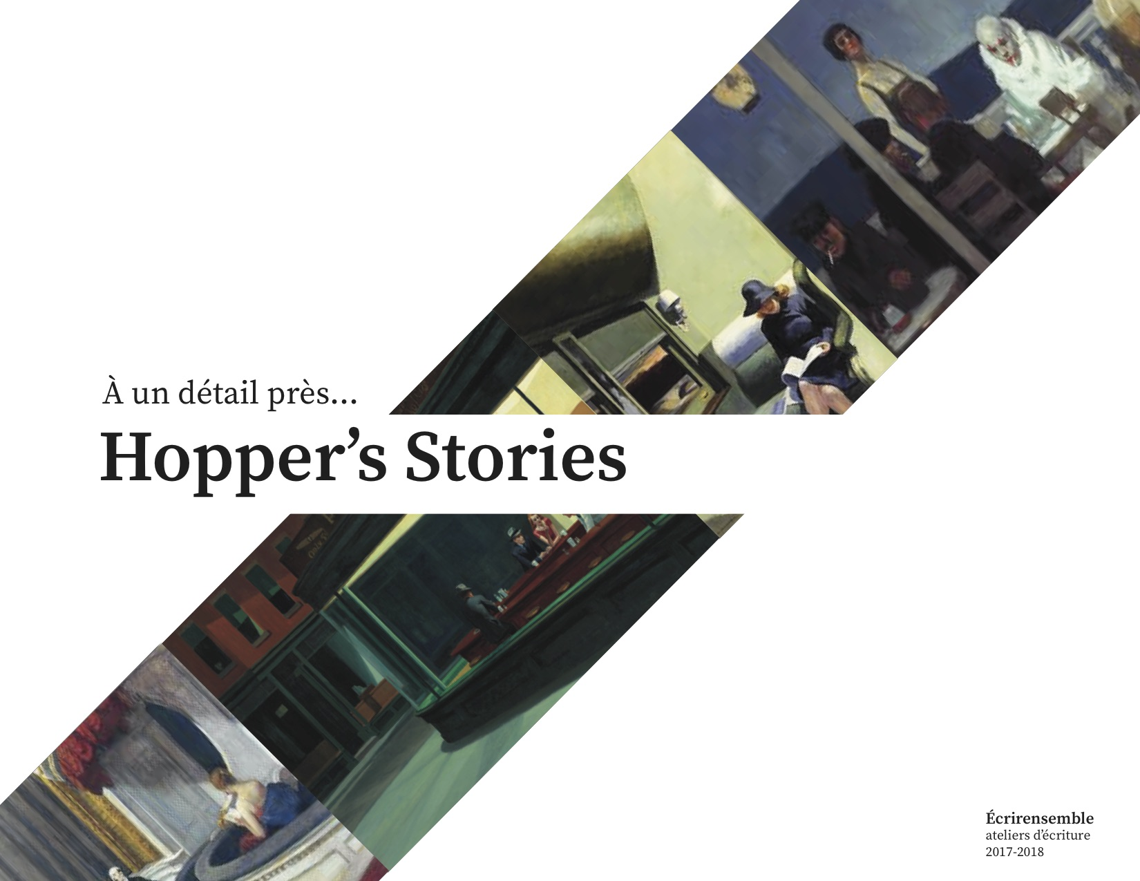 Hopper's Stories 2018
