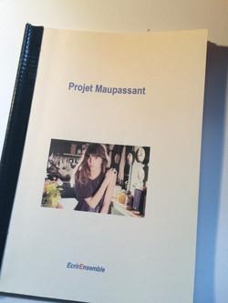 """Écriture """"à la Maupassant"""""""