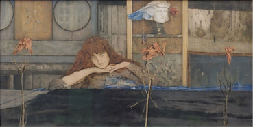 tableau Khnopff Laurence.png