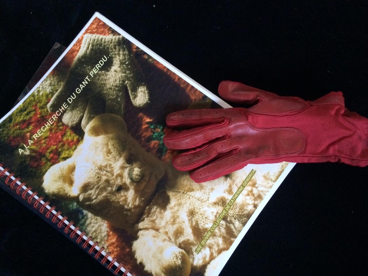 Le Gant rouge