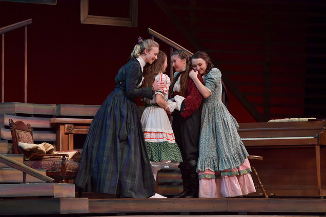 BETH in LITTLE WOMEN