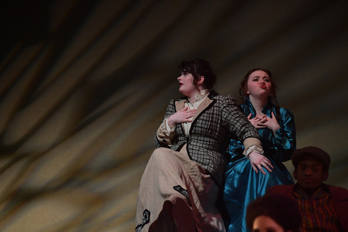 BEATRICE in EDWIN DROOD