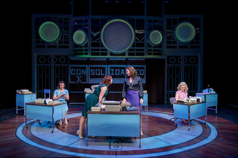 KATHY in 9 TO 5