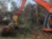 excavator hire tasmania hitachi zx40u