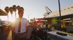 Luke WIlson and the shuttle...