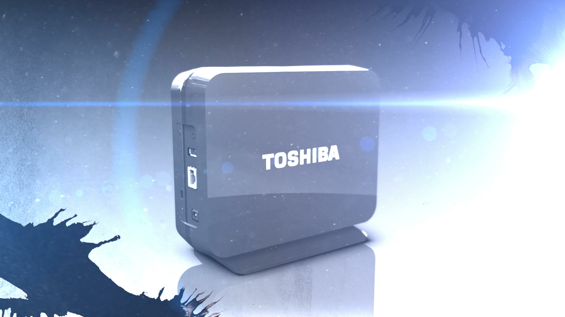 Toshiba CANVIO Commercial