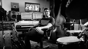 Fabian Weisenberger, Filmkomponist Tonstudio, On Air