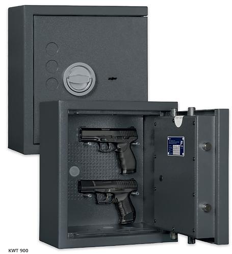 Cofre/armário de segurança e proteção de armas da Format (EN1143)