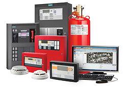Sistemas e Centrais de Incêndio Alarmes