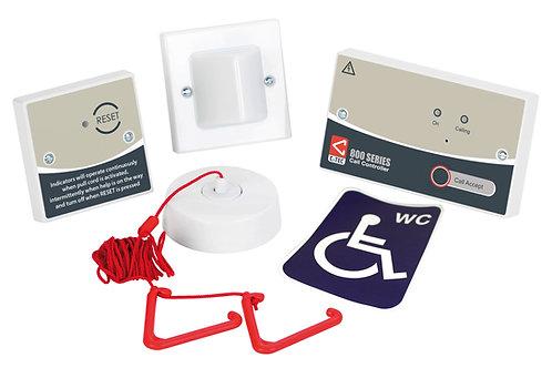 Chamada de emergência e alarme - Sistema completo C-TEC, NC-951