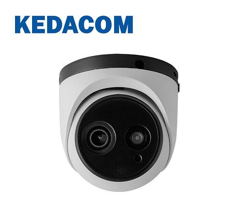 Câmara IP, alta resolução 4 MP, IP67, IR 30 m, PoE, H.265, SD Card