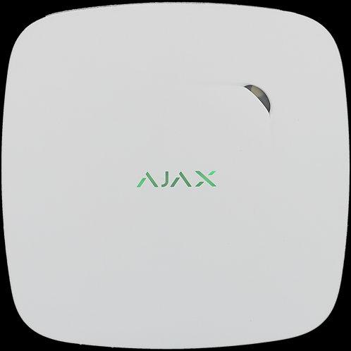 AJAX FIREPROTECT PLUS Detetor de incêndio, monóxido e alarme wireless (Branco)