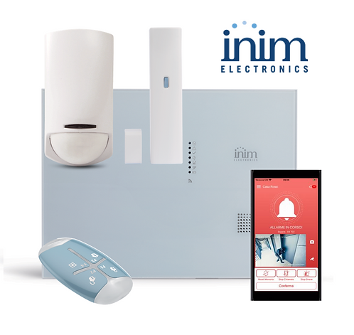 INIM SOL 30S GSM/3G Deteção de intrusão e alarme wireless, GSM/3G3