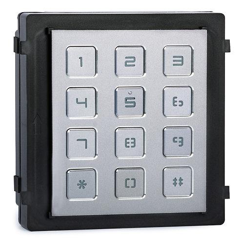 Teclado de Video Porteiro - Para sistemas modulares Hikvision