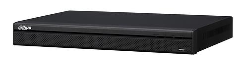 NVR4208-8P-4KS2 8 canais IP com 8 portas PoE até 8MP, 2xHDD, Dahua