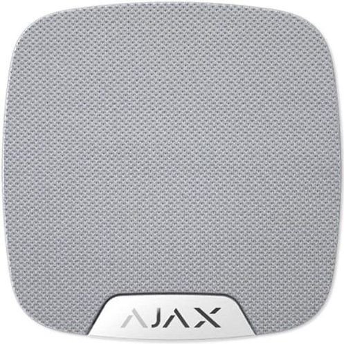 AJAX HOMESIREN Sirene de alarme wireless (Branca)