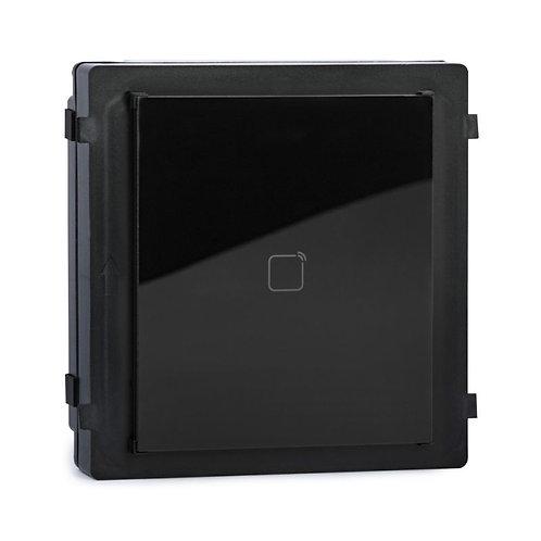 Leitor RFID de Video Porteiro - Para sistemas modulares Hikvision