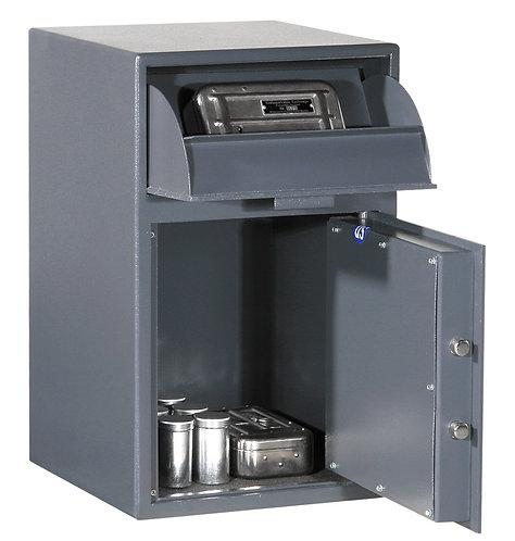Cofre de segurança e proteção de depósitos da Format