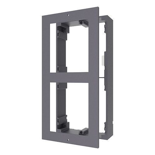 Caixa de superfície de Video Porteiro - Para sistemas modulares Hikvision