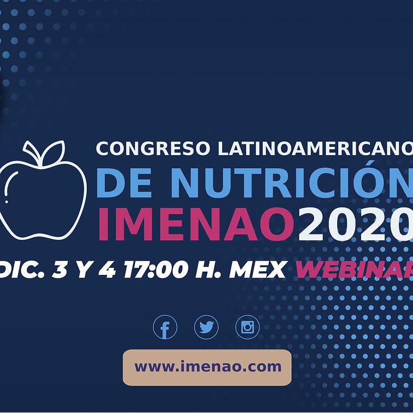 Congreso Latinoamericano de Nutrición IMENAO