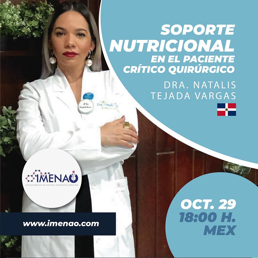 """Taller Soporte Nutricional en el Paciente Crítico Quirúrgico"""""""