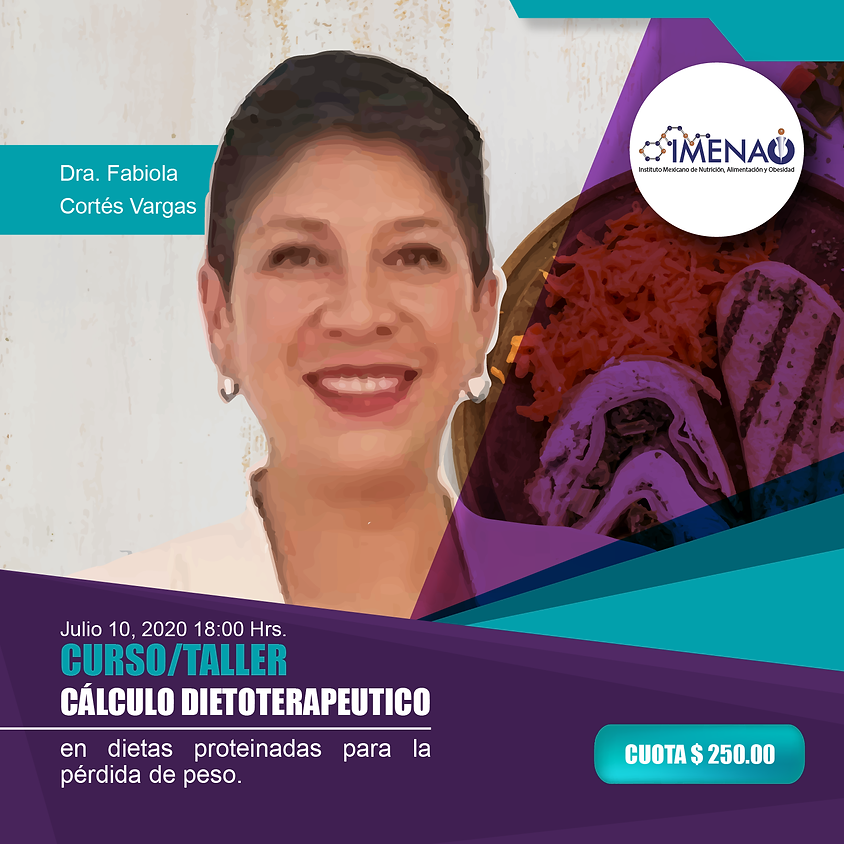 "Curso I ""Cálculo Dietoterapeútico"""