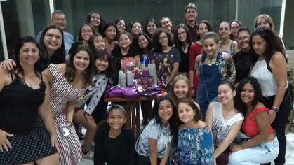 Confraternização de Natal das Filhas do Bethel UD PHR Daniela gomes
