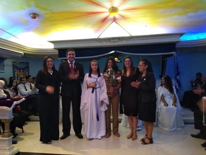 Iniciação do Betlhel  UD PHR Daniela Gomes Silva.