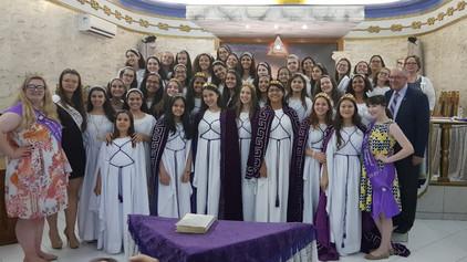 O Bethel #06 de Ariquemes recebem a visita do Supremo Time.