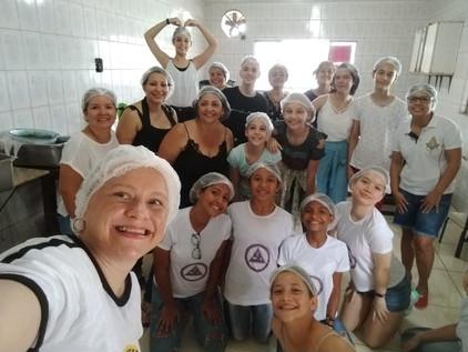 Bethel UD Daniela Gomes Silva /Dani, realiza com sucesso sua primeira Feijoada.