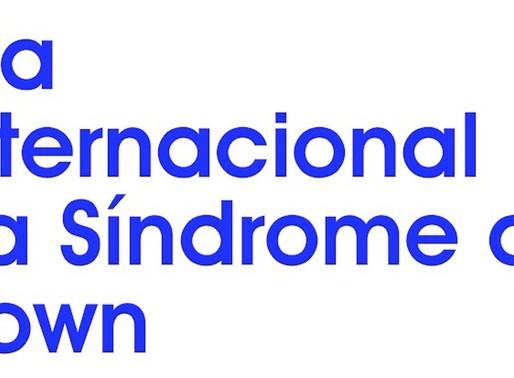 Dia Internacional da Síndrome de Down 21 de Março