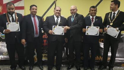 Câmara Municipal realiza homenageia centenário da Ordem DeMolay no mundo