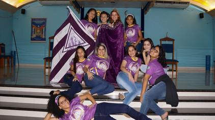 Bethel 01 de Porto Velho, Lírios do Madeira, Instala Oficiais da XXXVII Gestão Administrativa.