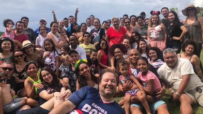 A.R.B.L.S. JACQUES DEMOLAY Nº 36 – REALIZA DOMINGO DE CARNAVAL DA FAMILIA JD 36.