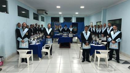 Banquete Ritualístico da GBLS Estrela Renascente Nº 02